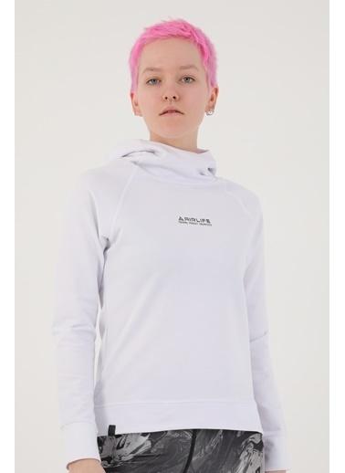 Airlife Sweatshirt Beyaz